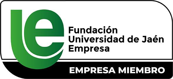 Sello fundación Universidad de Jaén